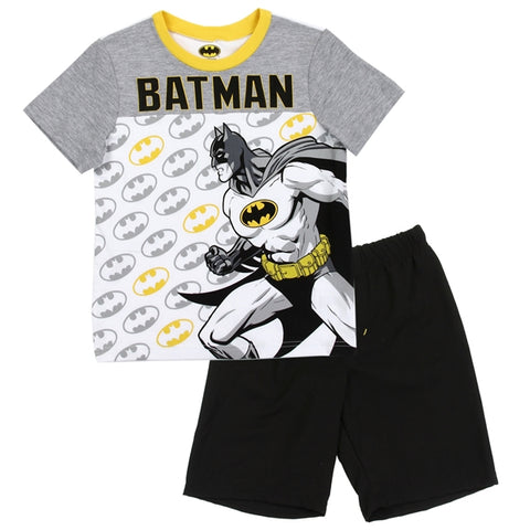 Batman Boys 2 Pcs Shorts Set