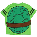 Ninja Turtles Boys T-shirt w/ Cape
