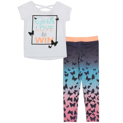 RMLA Girls Legging Set