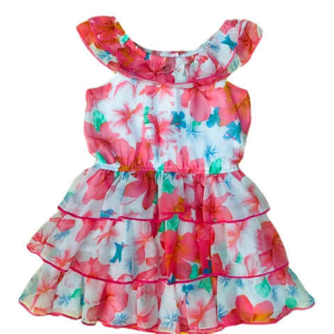 Girl Chiffon Summer Dress