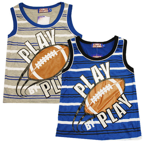 Boys Football Shorts Set