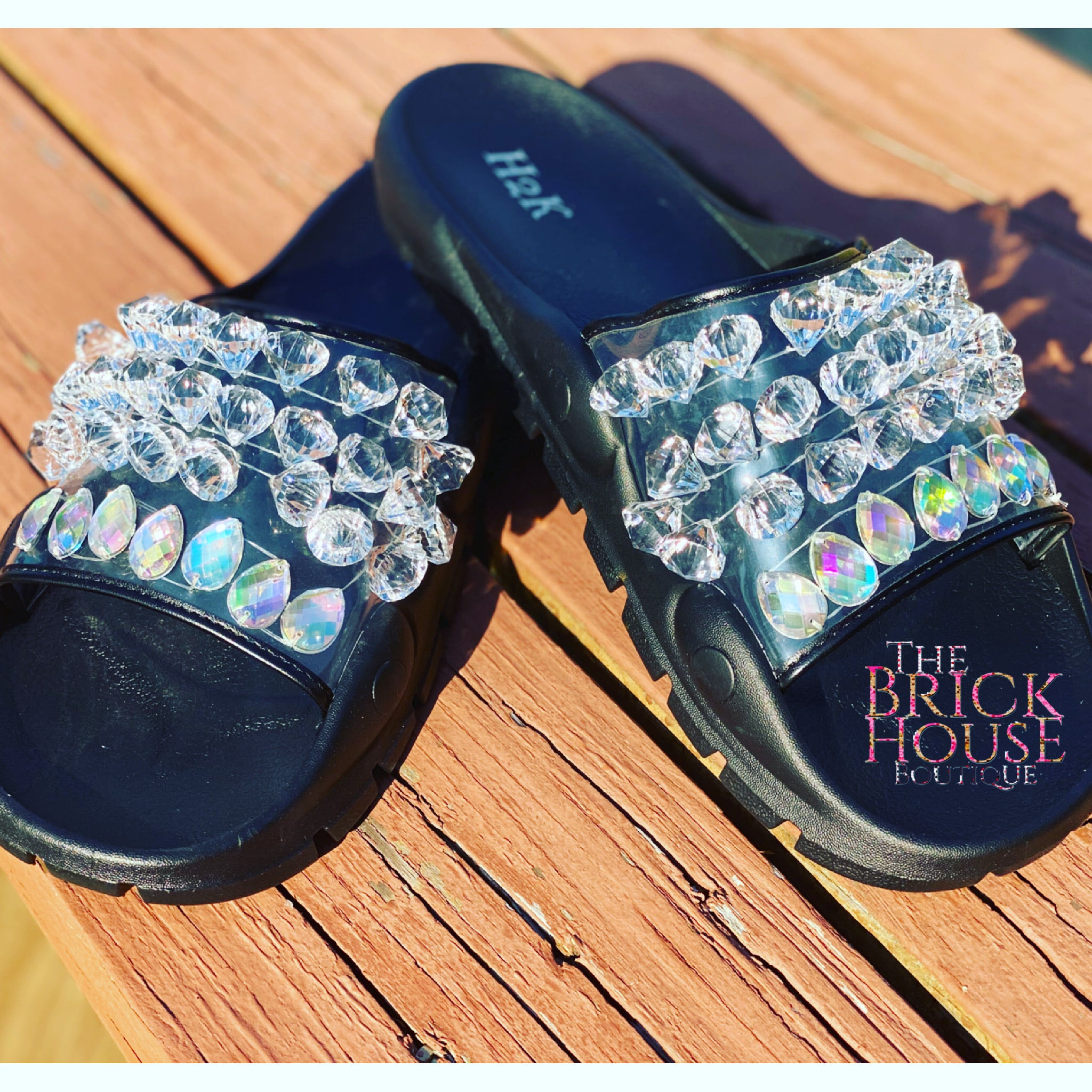 Crystal slides