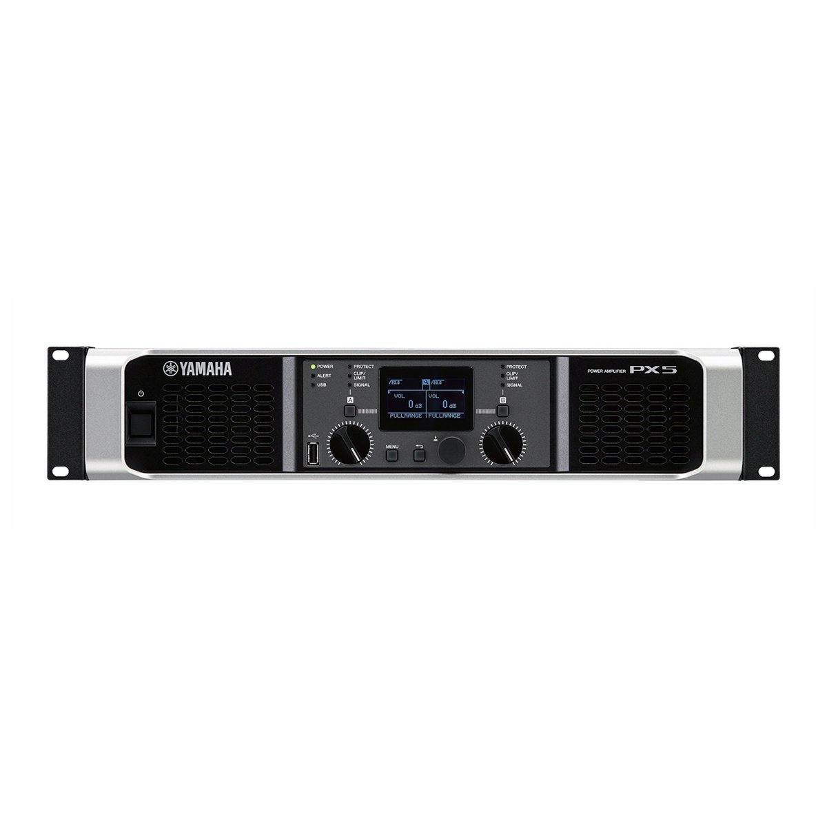 Yamaha PX5 Stereo Power Amplifier - ICONS Shop