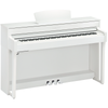 Yamaha Clavinova CLP-635WH Digital Piano - White