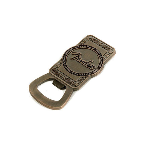 Fender - Bottle Opener Mag Old West