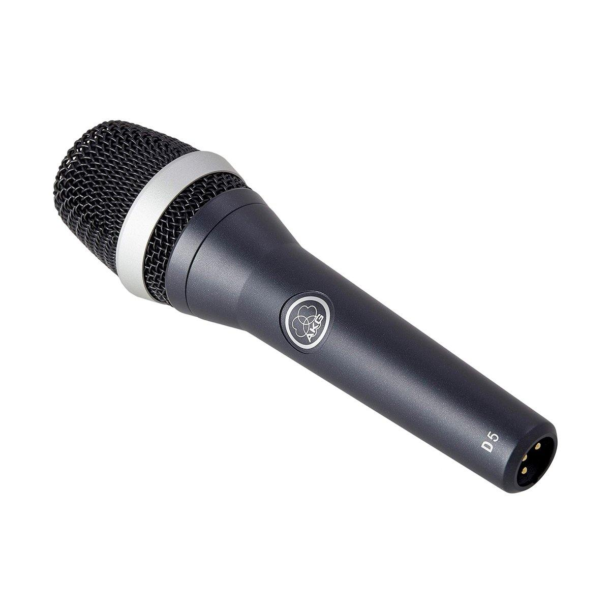 AKG D5 Professional Dynamic Sudercardioid Vocal Microphone - ICONS Shop