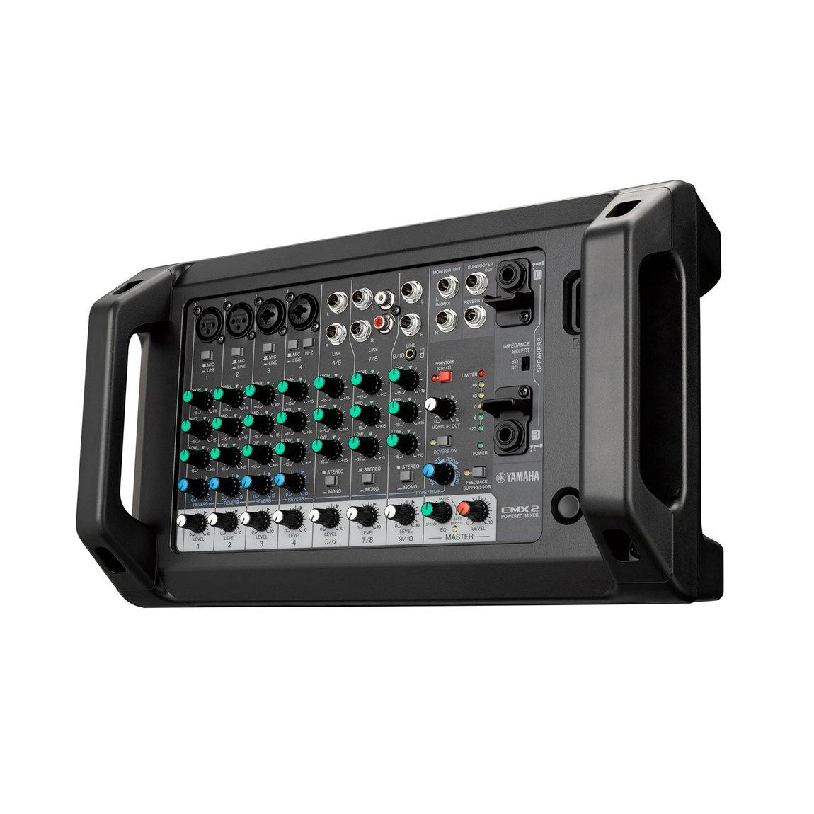 Yamaha EMX2 10-Ch 500W Powered Mixer - ICONS Shop