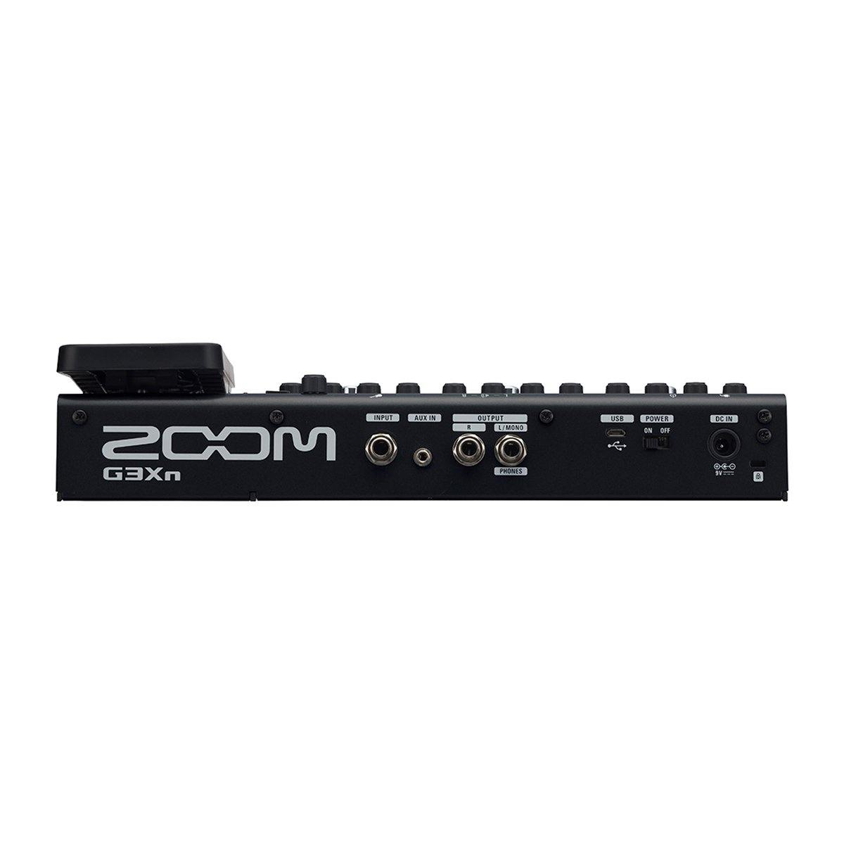 Zoom G3XN Multi-effects Processor with Expression Pedal - ICONS Shop