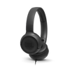 Tune 500 Black - Jbl Tune 500 Black On-Ear Headphones
