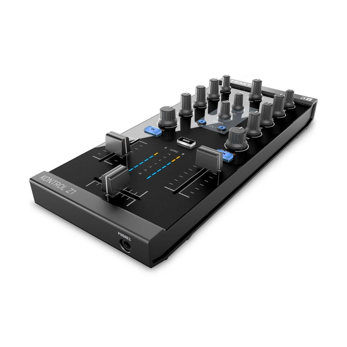 Native Instruments Traktor Kontrol Z1 DJ Mixer - ICONS Shop