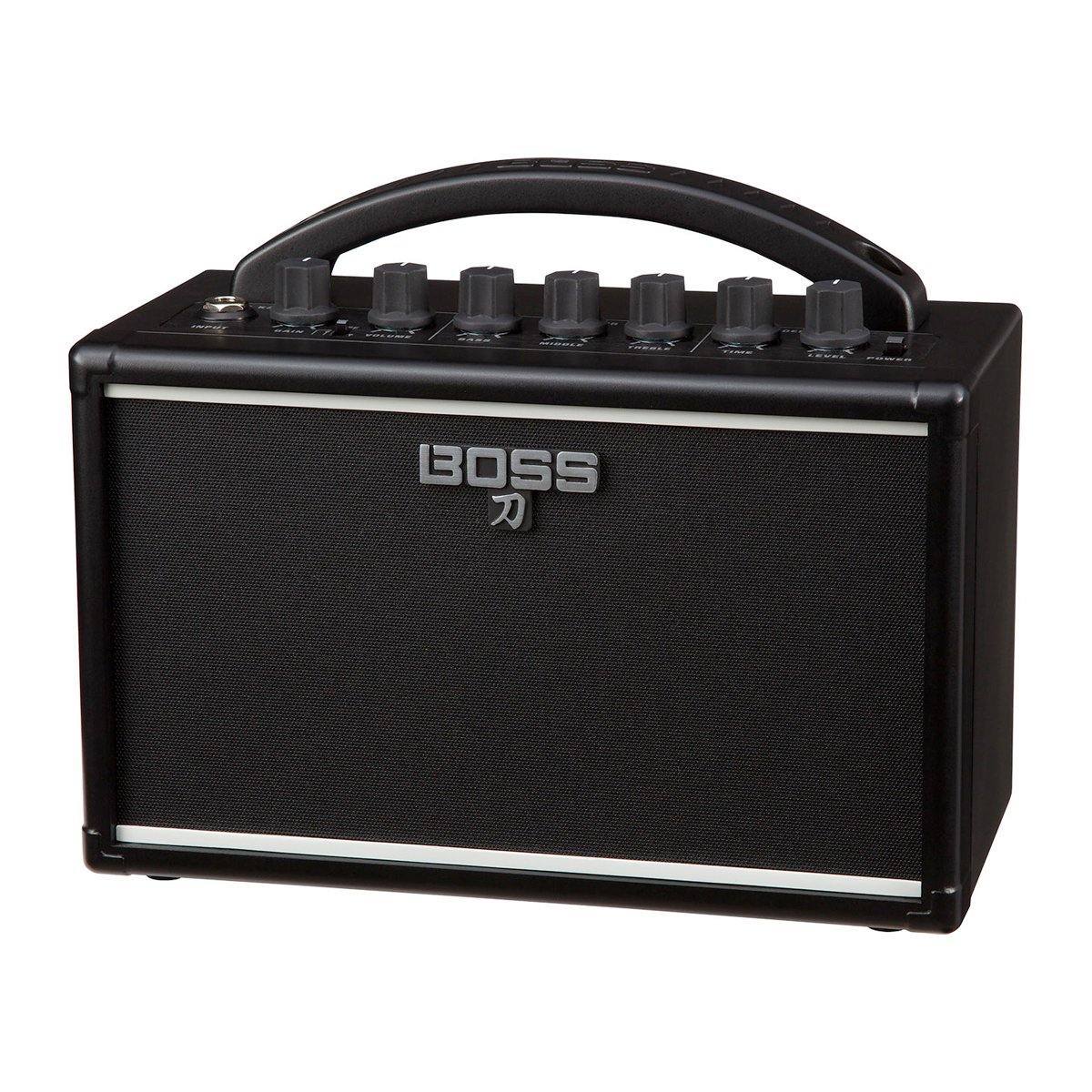 Boss Katana-Mini 7W Guitar Amplifier - ICONS Shop