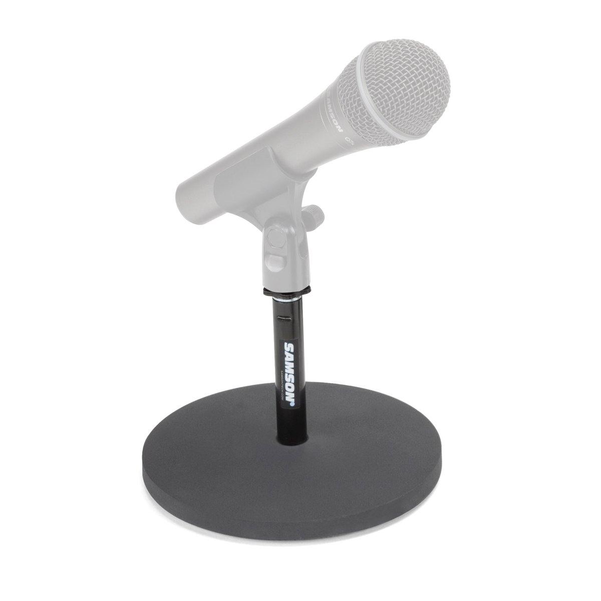 Samson MD5 Desktop Microphone Stand - ICONS Shop
