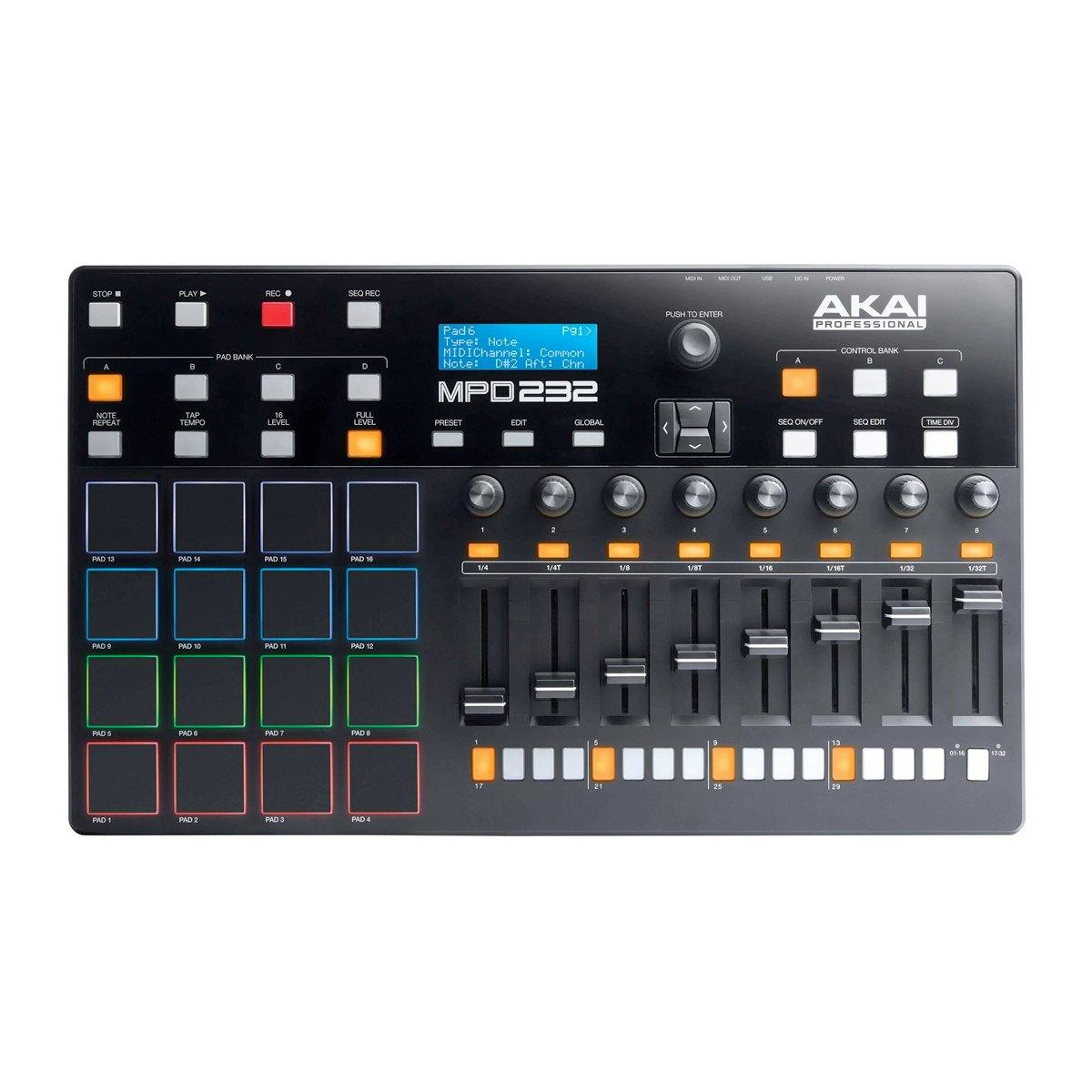 Akai - MPD 232 - ICONS Shop