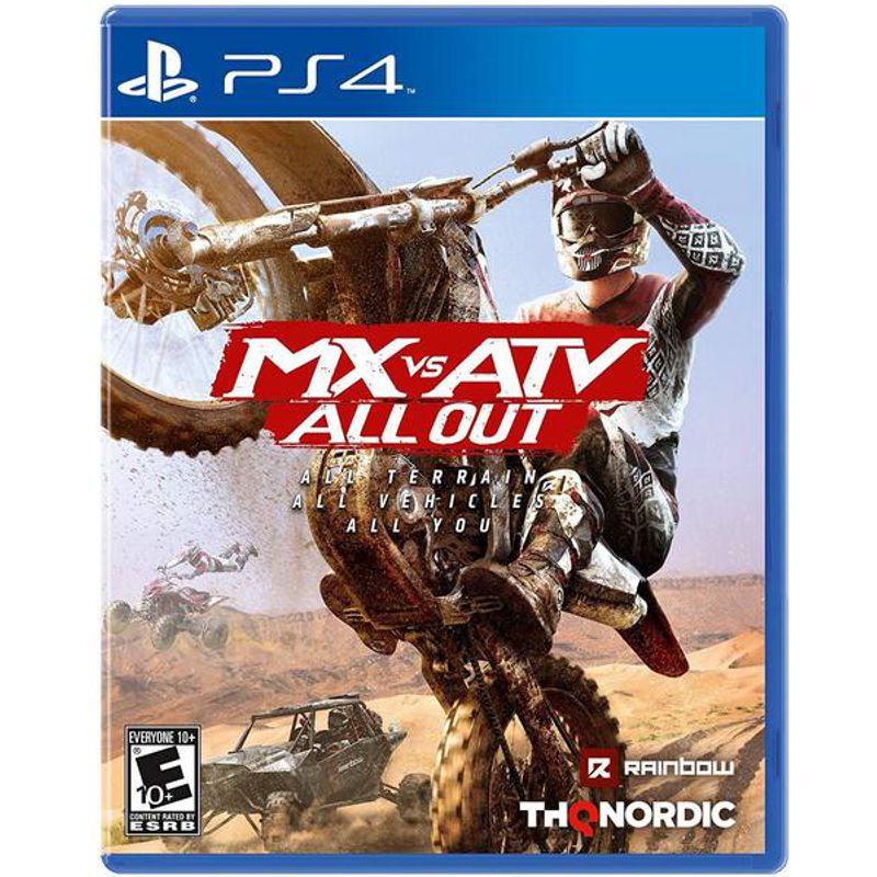 NOR-PS4-MAL - MX vs ATV All Out PS4