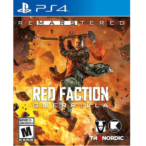 NOR-PS4-RFG - Red Faction Guerrilla HD PS4