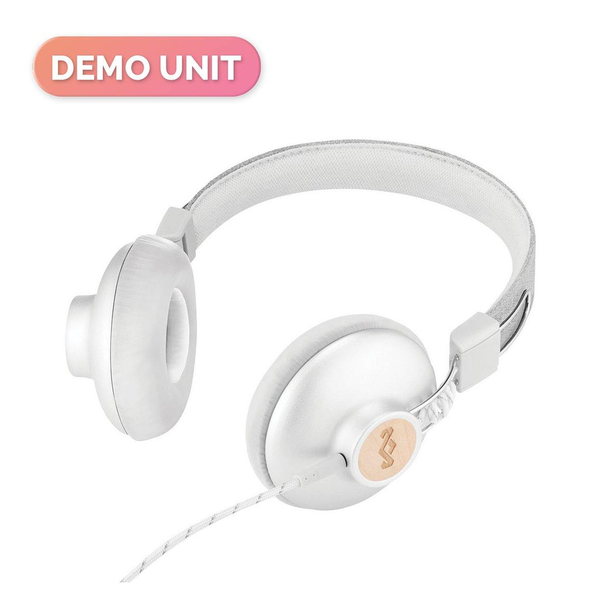 House of Marley Positive Vibration 2 Headphones (Silver) *DEMO*