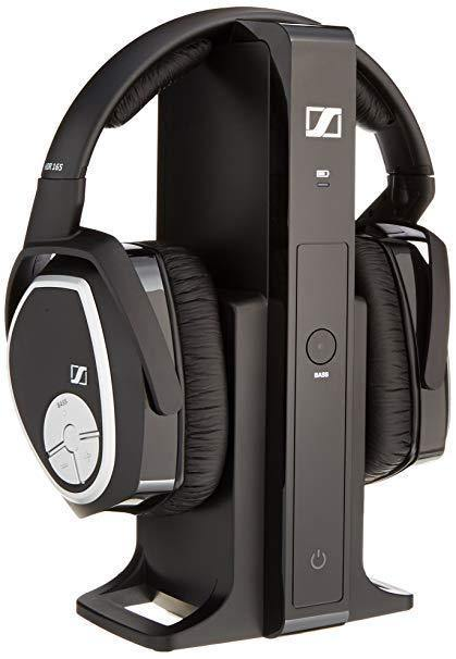 SEN-505562 - Sennheiser RS 165 Closed Digital Headphone System