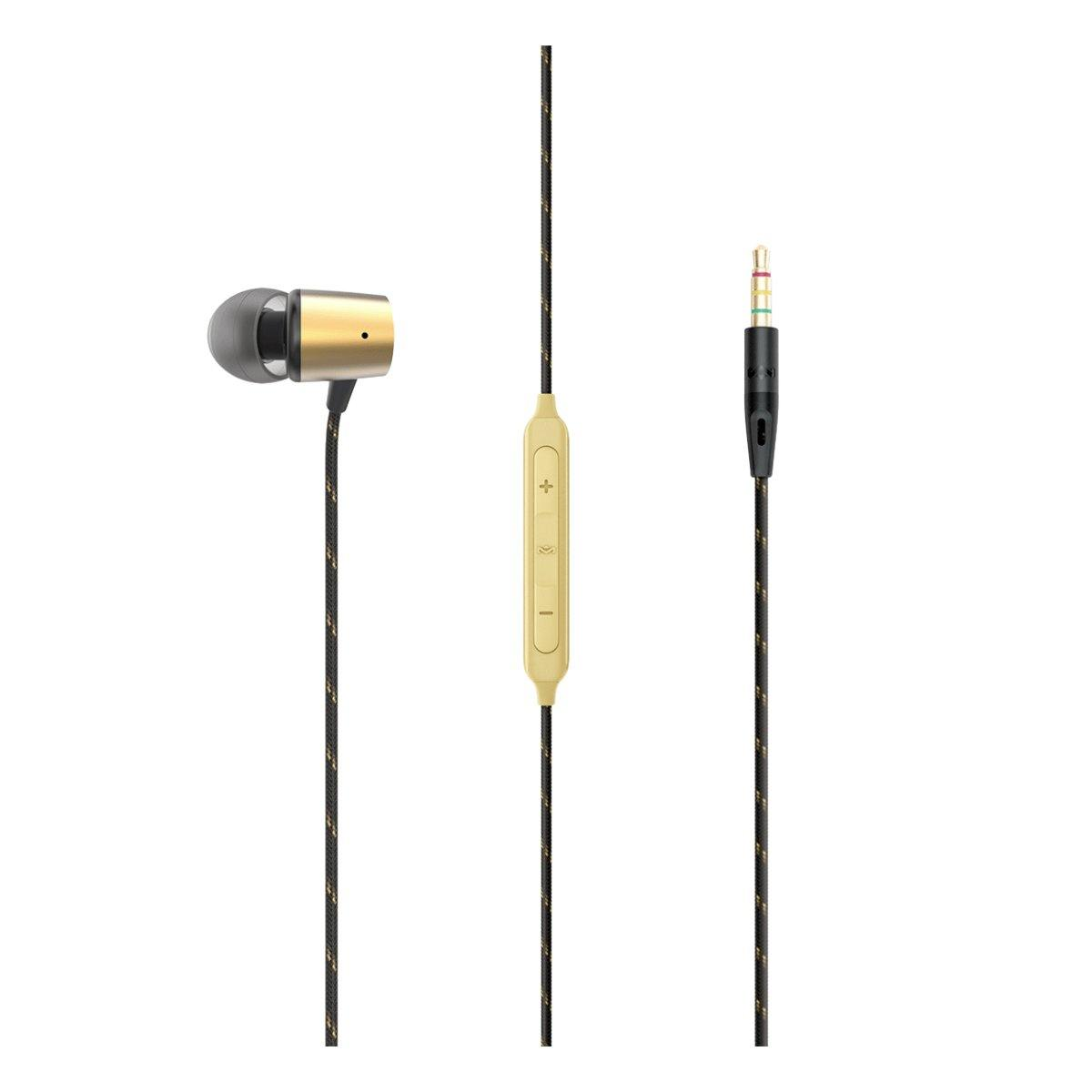 House of Marley Uplift 2 In-Ear Headphones (Brass) *DEMO*