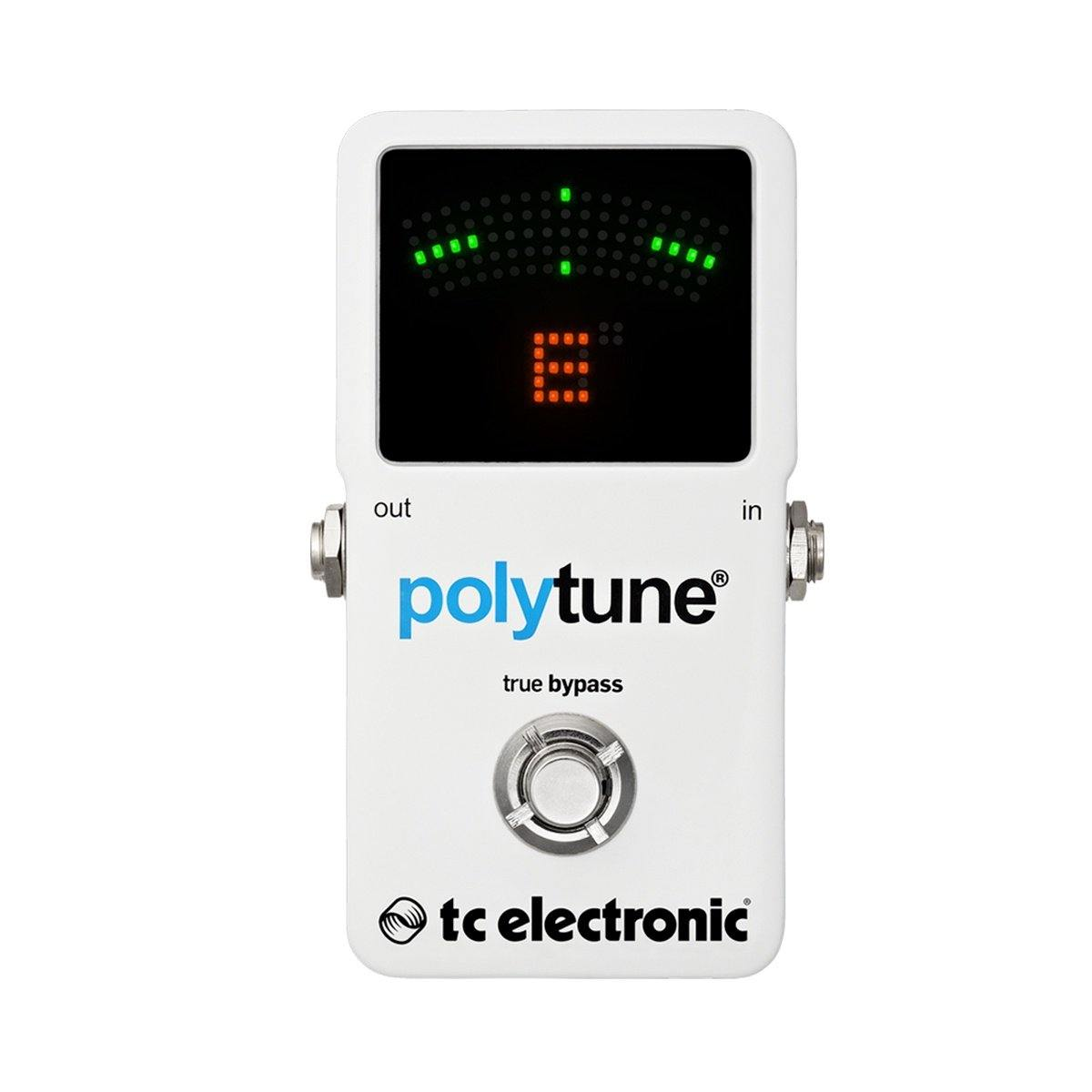 TC Electronic Polytune 2 Polyphonic Tuner Pedal - ICONS Shop