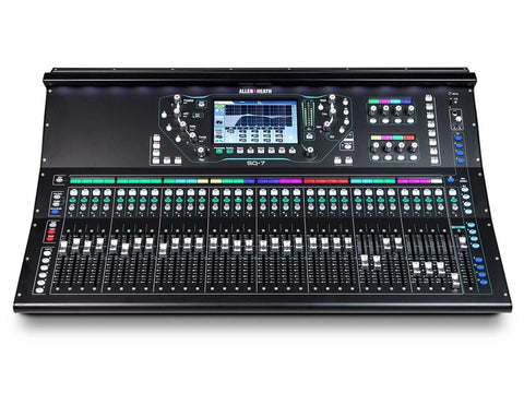 Allen & Heath SQ-7 - 32-Channel Expandable Digital Mixing Console
