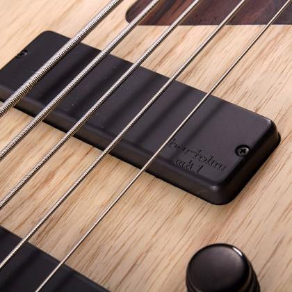 Cort A5 Plus 5-String Artisan Bass - Open Pore Natural - ICONS Shop