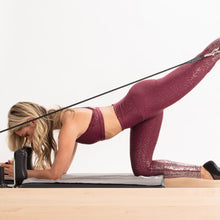 Load image into Gallery viewer, Non-Slip Pilates Reformer Towel | Gray/Gray