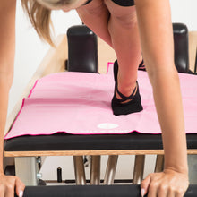 Load image into Gallery viewer, Non-Slip Pilates Reformer Towel | Pink