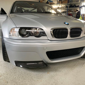 Mile End Composites CSL Bumper For Vehicles Equipped Aluminum Carriers