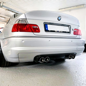 Mile End Composites Carbon Fiber CSL Diffuser (Paintable Version)