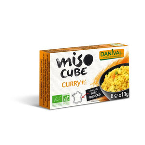 CUBE MISO CURRY