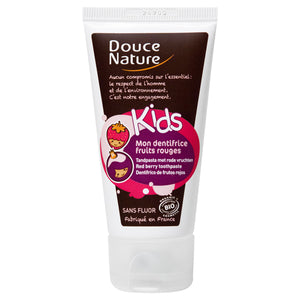 DENTIFRICE ENFANT FRUITS ROUGES