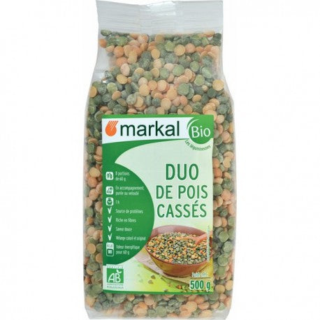 DUO DE POIS CASSES