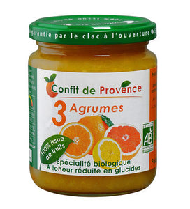 SPECIALITE 100% FRUITS 3 AGRUMES