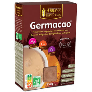 BOISSON CHOCOLAT GERMACAO