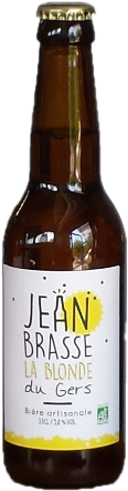 JEAN BRASSE BLONDE 33CL