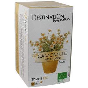 TISANE CAMOMILLE MATRICAIRE