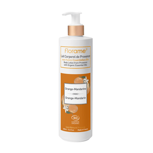 LAIT CORPOREL ORANGE MANDARINE