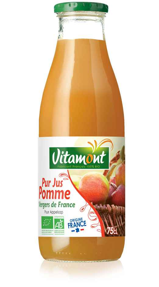 PUR JUS POMME - FRANCE