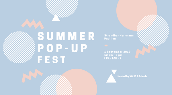 VOLIE Summer Pop Up