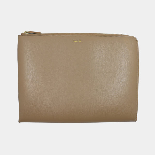 Beige Laptop Case - VOLIE