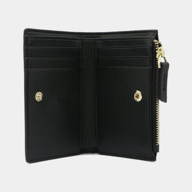 Black Slim Wallet - VOLIE
