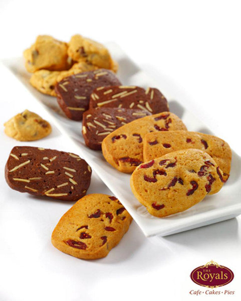 (CN-07) CHOC. ALMOND COOKIES