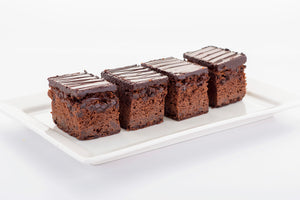 (SW43) 20pc mini Choc. Chip Brownies (size 4cm by 5cm)