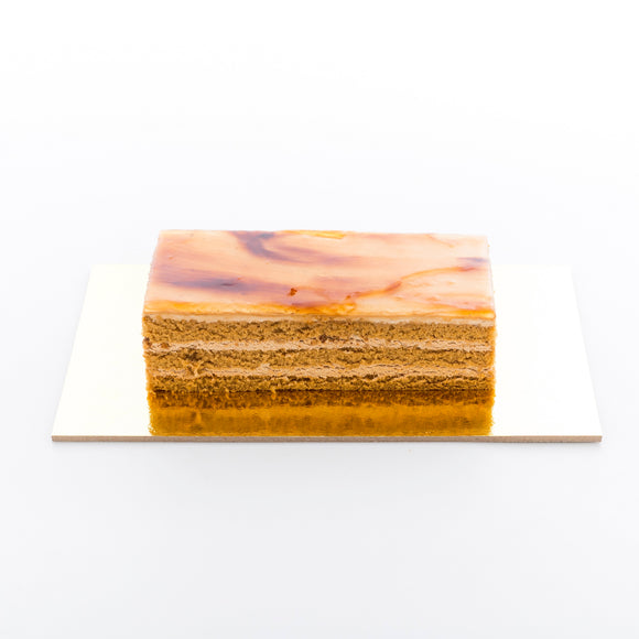 * (PROMO) Coffee Walnut Bar Cake (16cm by 7cm)