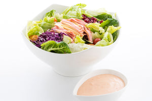 (PS60) CHICKEN-HAM & CHEESE SALAD