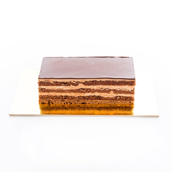 Hazelnut Crunch Bar Cake (Best seller!) 16cm X 7cm