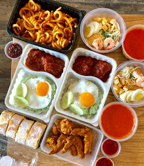 (AA01) Signature MEE SIAM COMBO PLATTER C (DELIVERED TO YOUR DOORSTEP)