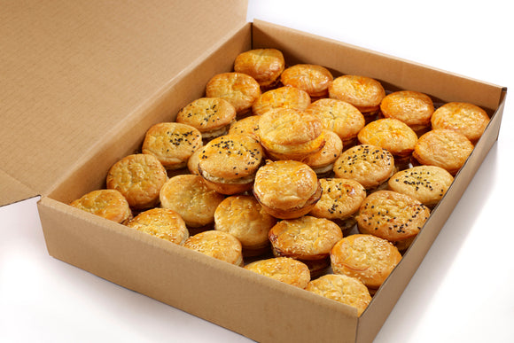 (SA01/02) ASSORTED MINI CHICKEN PIES - Best Seller!