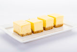 (SW41) 20pc New York Cheese mini cakes (size 4cm by 5cm)
