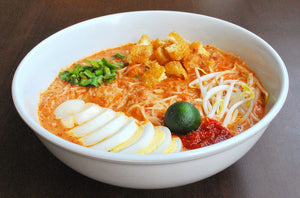 (PP10e) MEE-SIAM GRAVY ONLY (contains peanuts and dried shrimps) - no bee hoon, no condiments